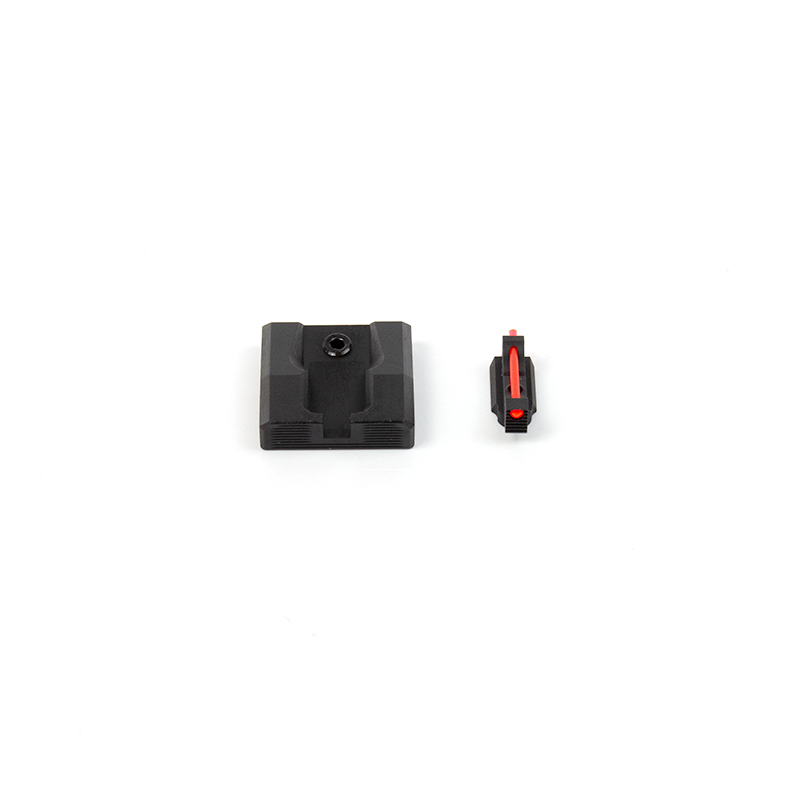 CZ P-07 & CZ P-09 Fiber Optic Low Profile Sight Set