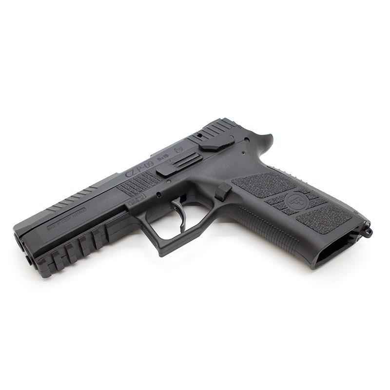 CZ P-09 - Black