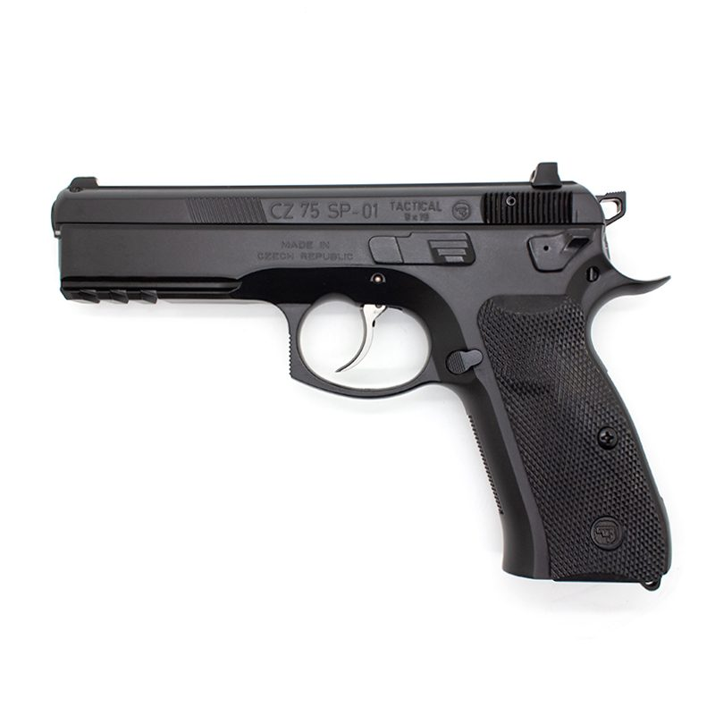 CZ SP-01 Tactical/Decocker