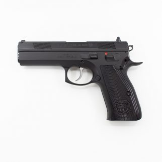CZ 97 B Manual Safety