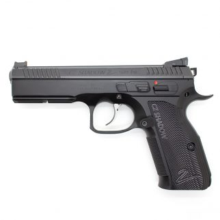 CZ Shadow 2 - Black / Black