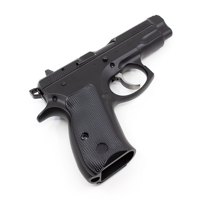 CZ 75 Compact - Manual Safety