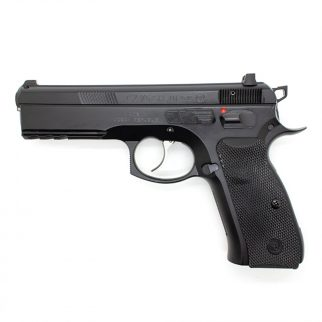 CZ SP-01 Manual Safety