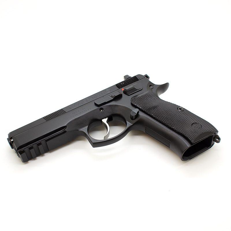 CZ SP-01 Manual Safety