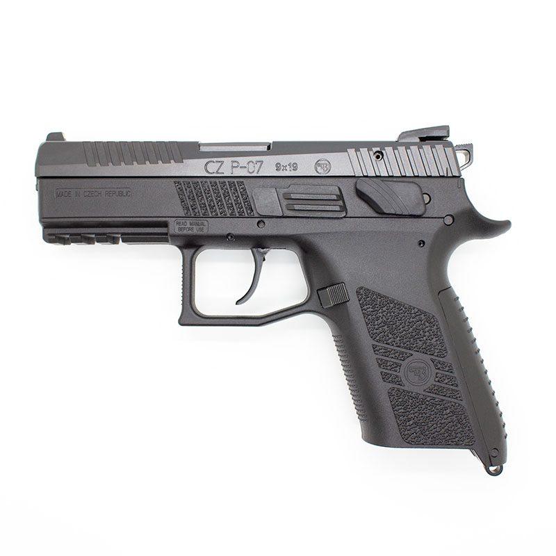 CZ P-07 Black