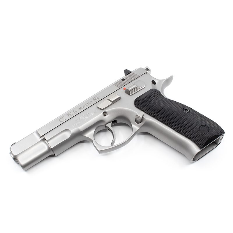 CZ 75B Stainless