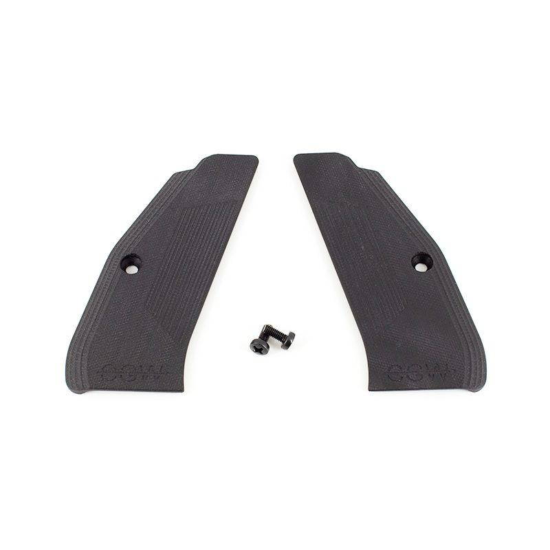 Full Size G10 Grips - Black