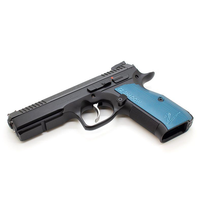 CZ Shadow 2 Blue / Black