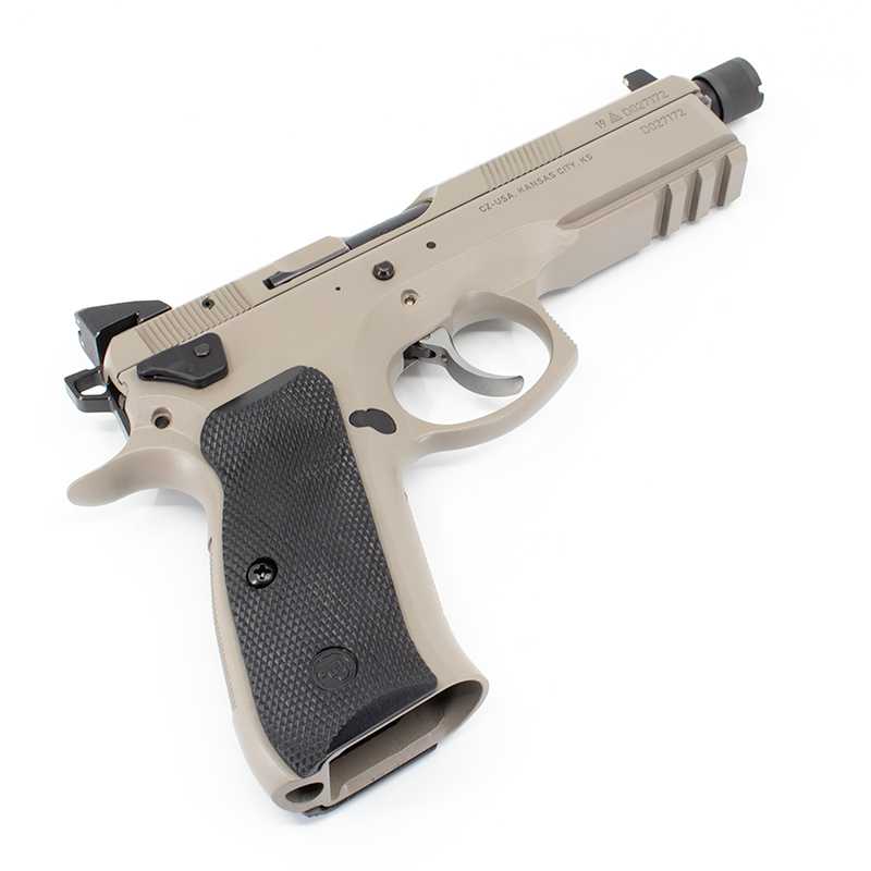 CZ SP-01 Tactical UG SR